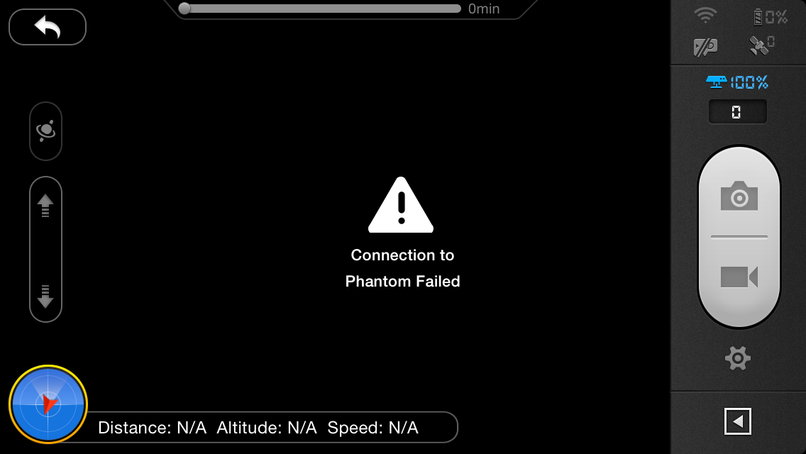 Error with connect