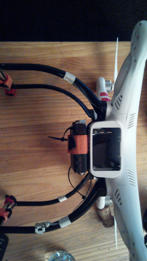 Install a TILE on the Phantom | DJI FORUM