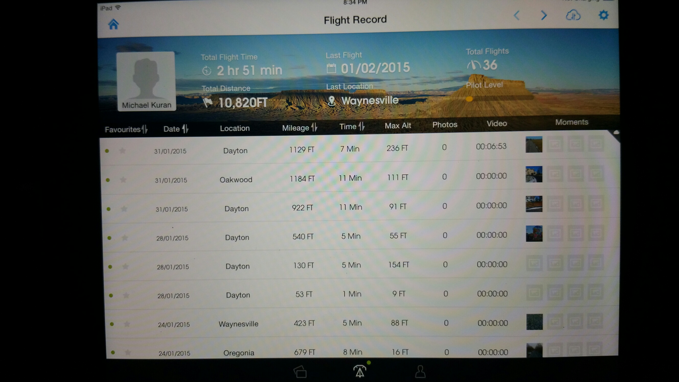 Flight Data