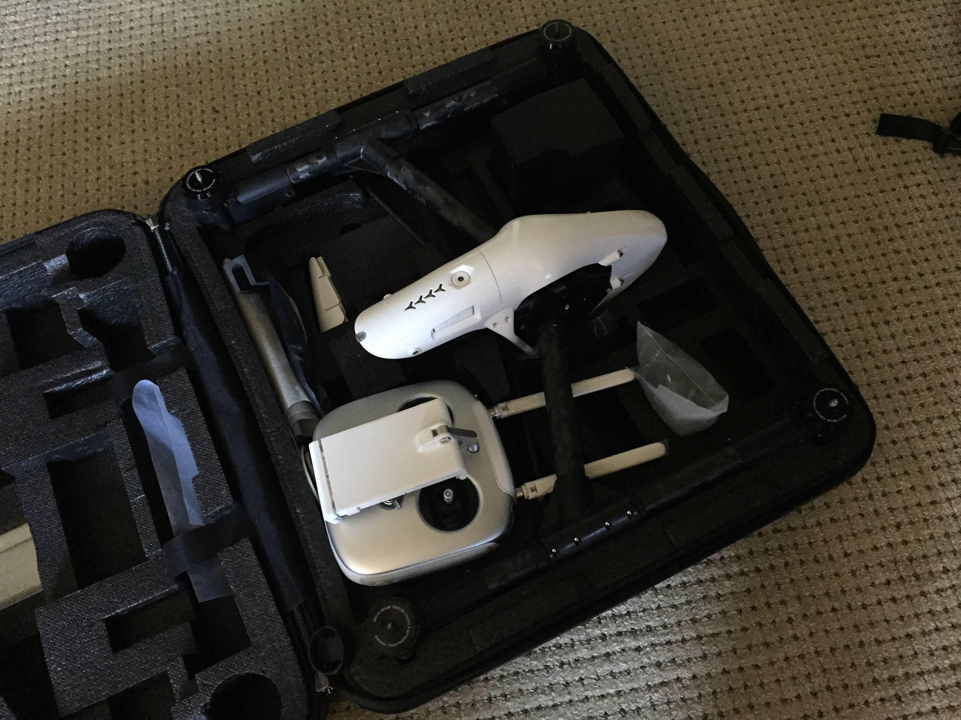 Case/Drone