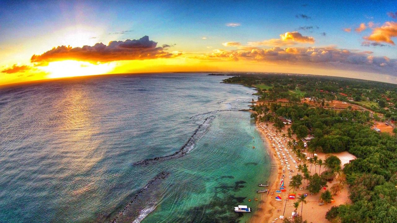Minitas Beach, Dominican Republic