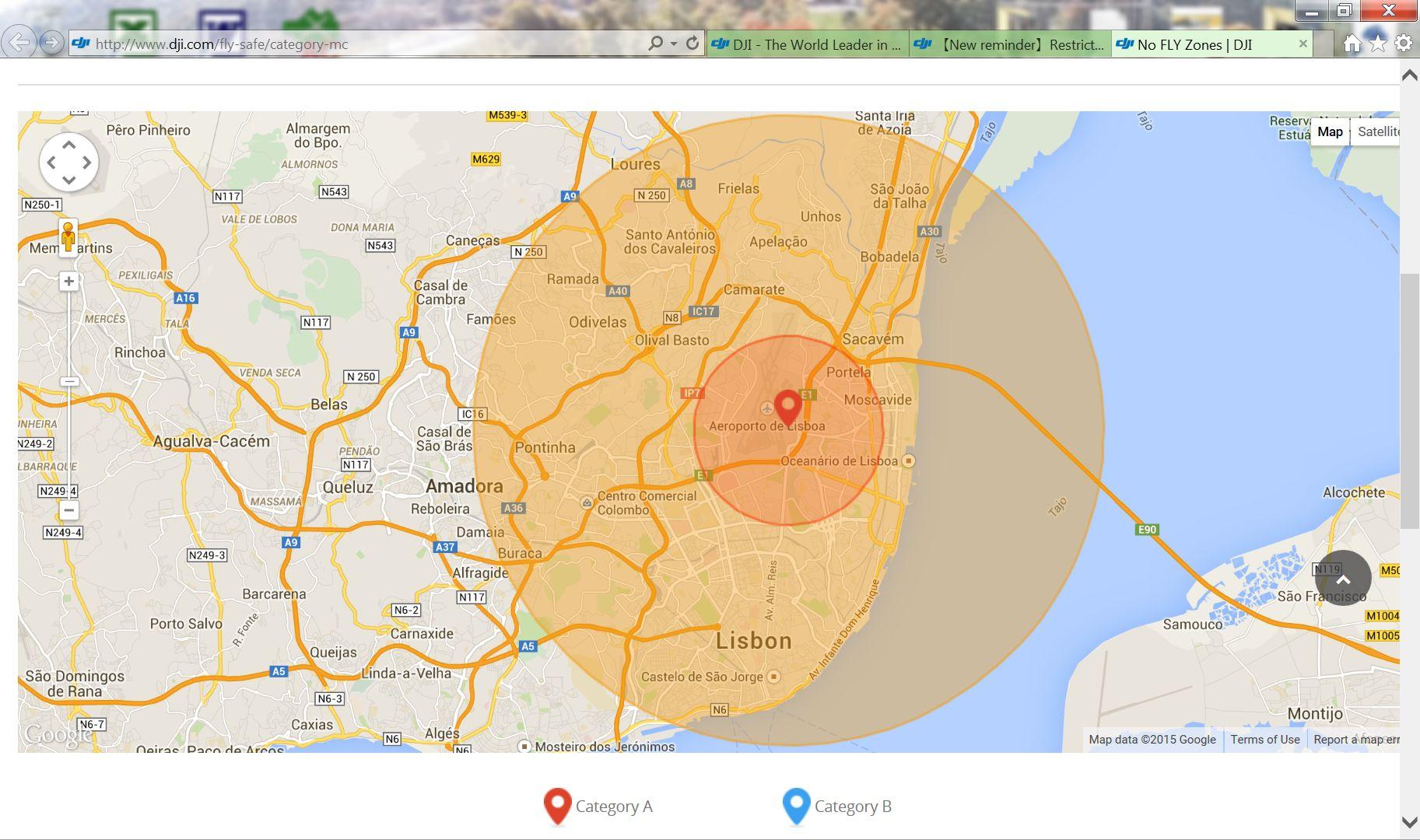 Lisbon Portugal airspace.jpg