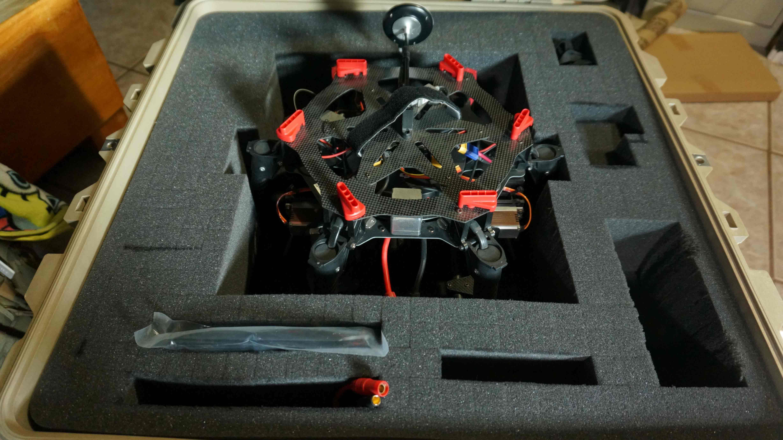 S900 in Pelican Case