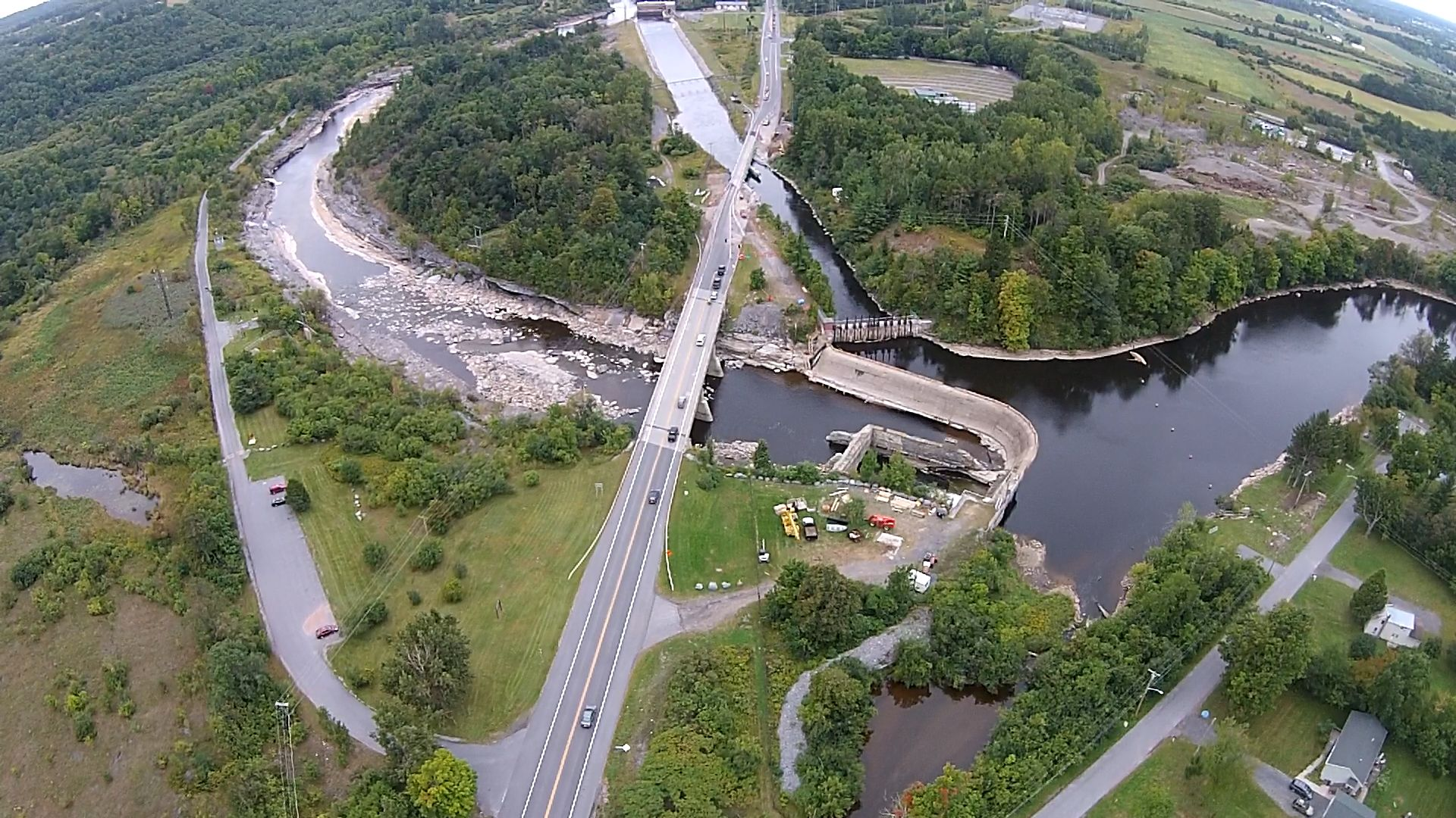 Black River drive in from 400 feet.jpg