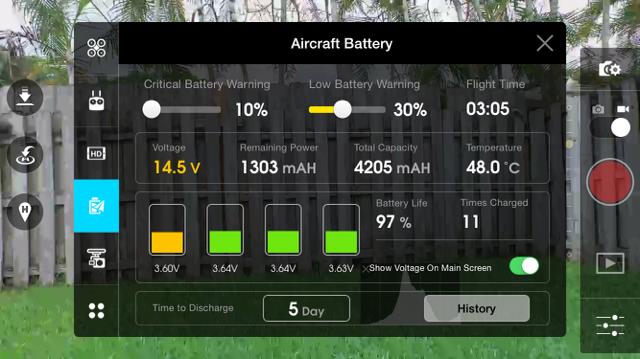 Lower Battery