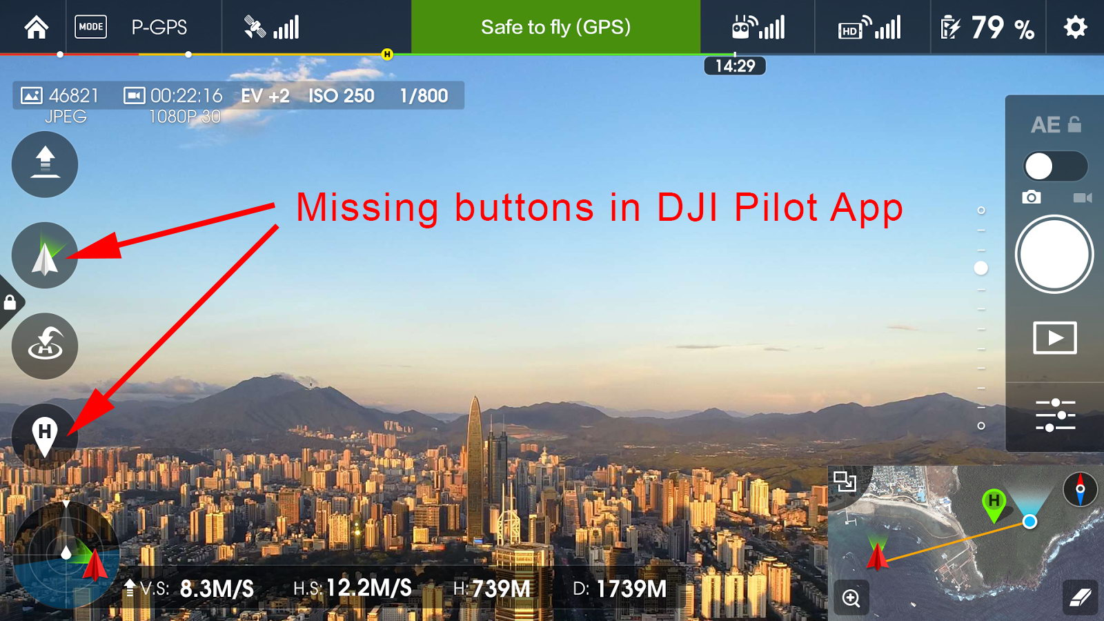 dji 4 pro firmware update from phone app