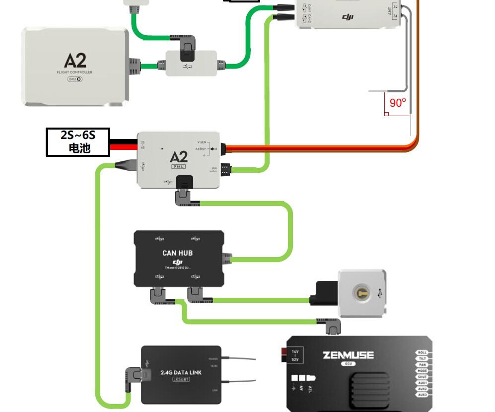 dji naza m wiring diagram dji fc40 phantom naza diagram