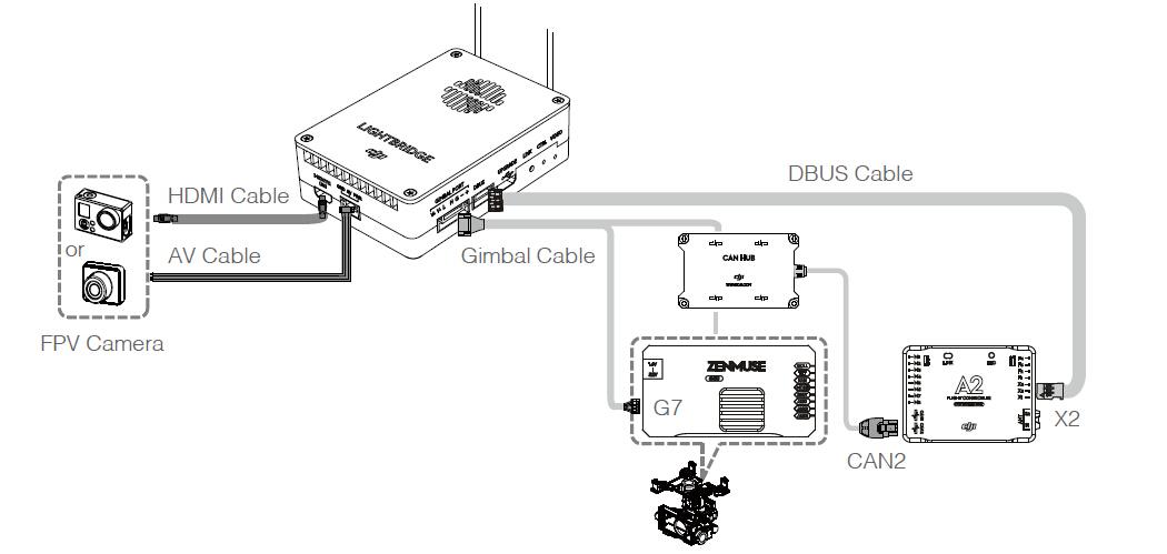 dji wiring diagram