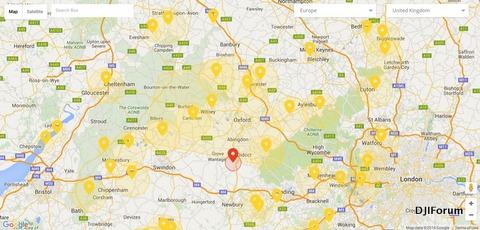 Authorisation Zone Oxford UK