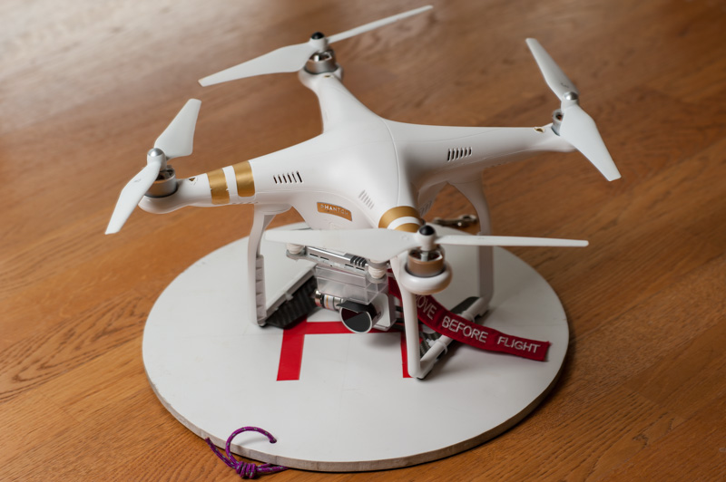 DIY landing pad