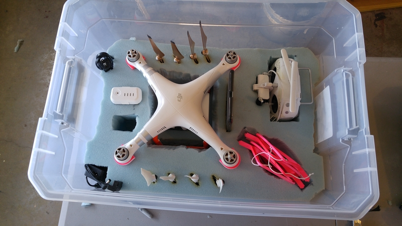 Top view