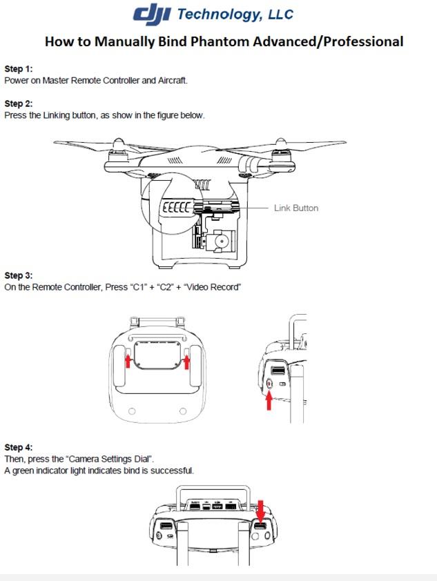 Propel Maximum Drone Instructions