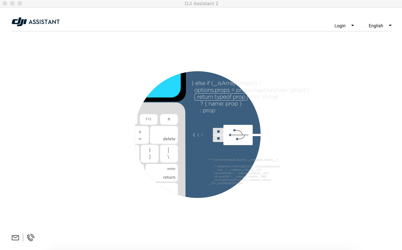 dji naza assistant software download mac