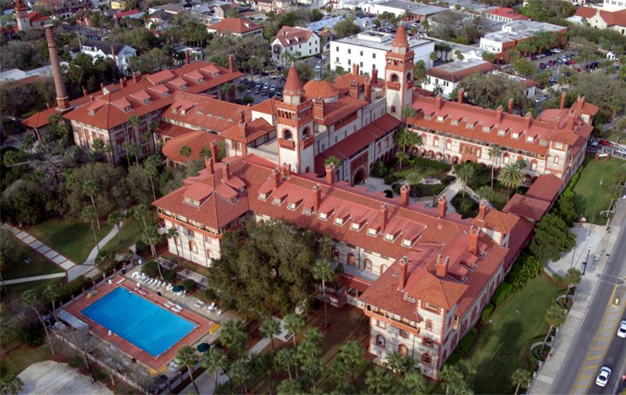 Flagler college, St. Augustine Fla.
