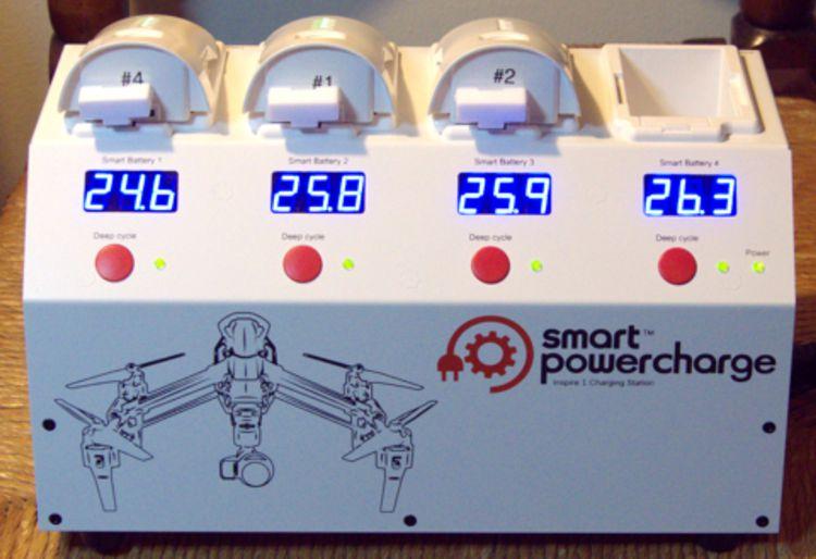 Smart Powercharge