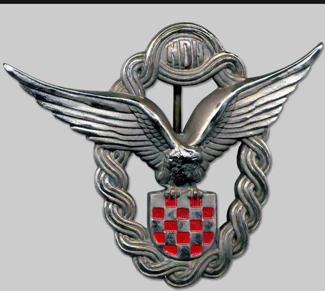 2nd Officer Badge, Only given to Elite Special Forces Unit for DJI