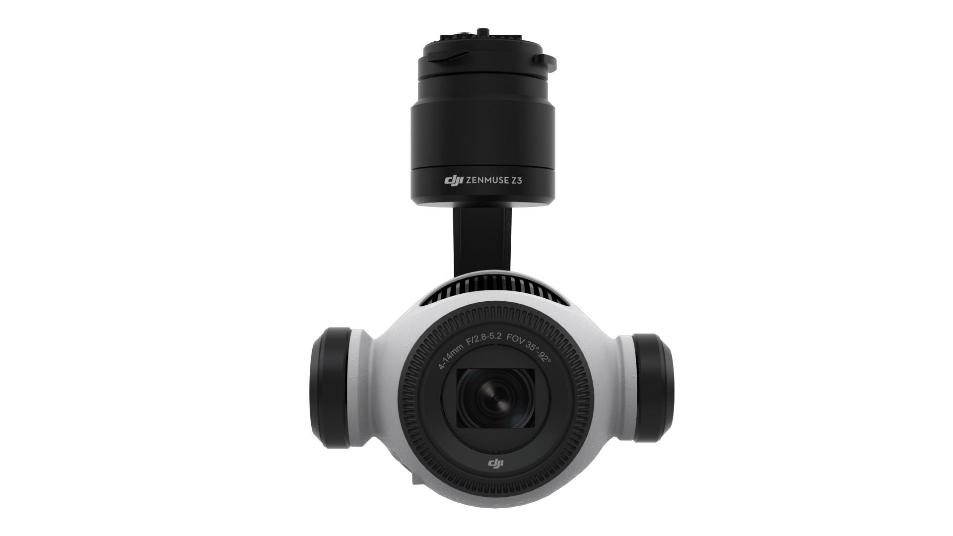 Z3 camera