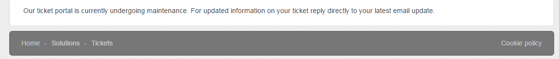 At the bottom of freshdesk tickets