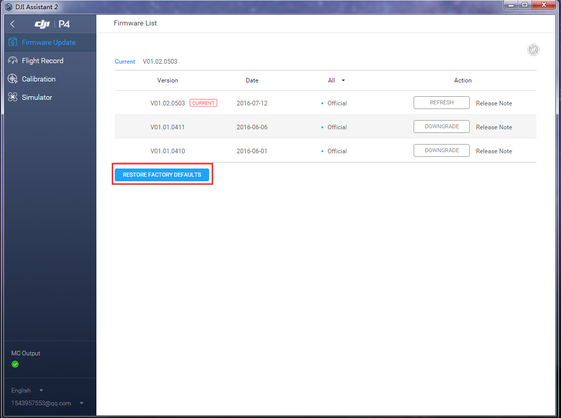 How to change user name in data sync page ?  | DJI FORUM