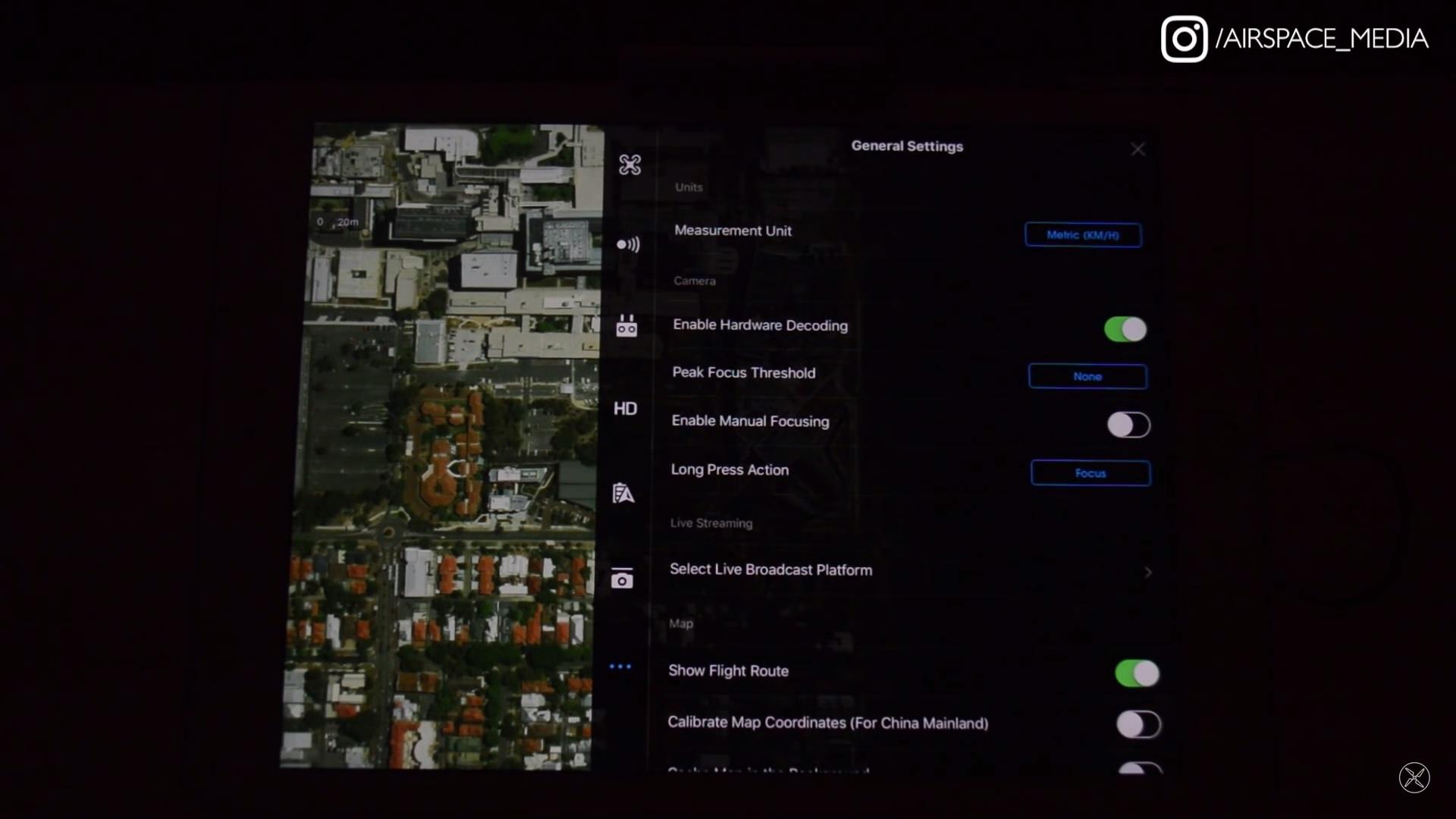 tutorial menu