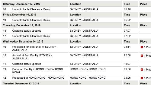 Has anyone in Australia got any shipping info/update | DJI FORUM
