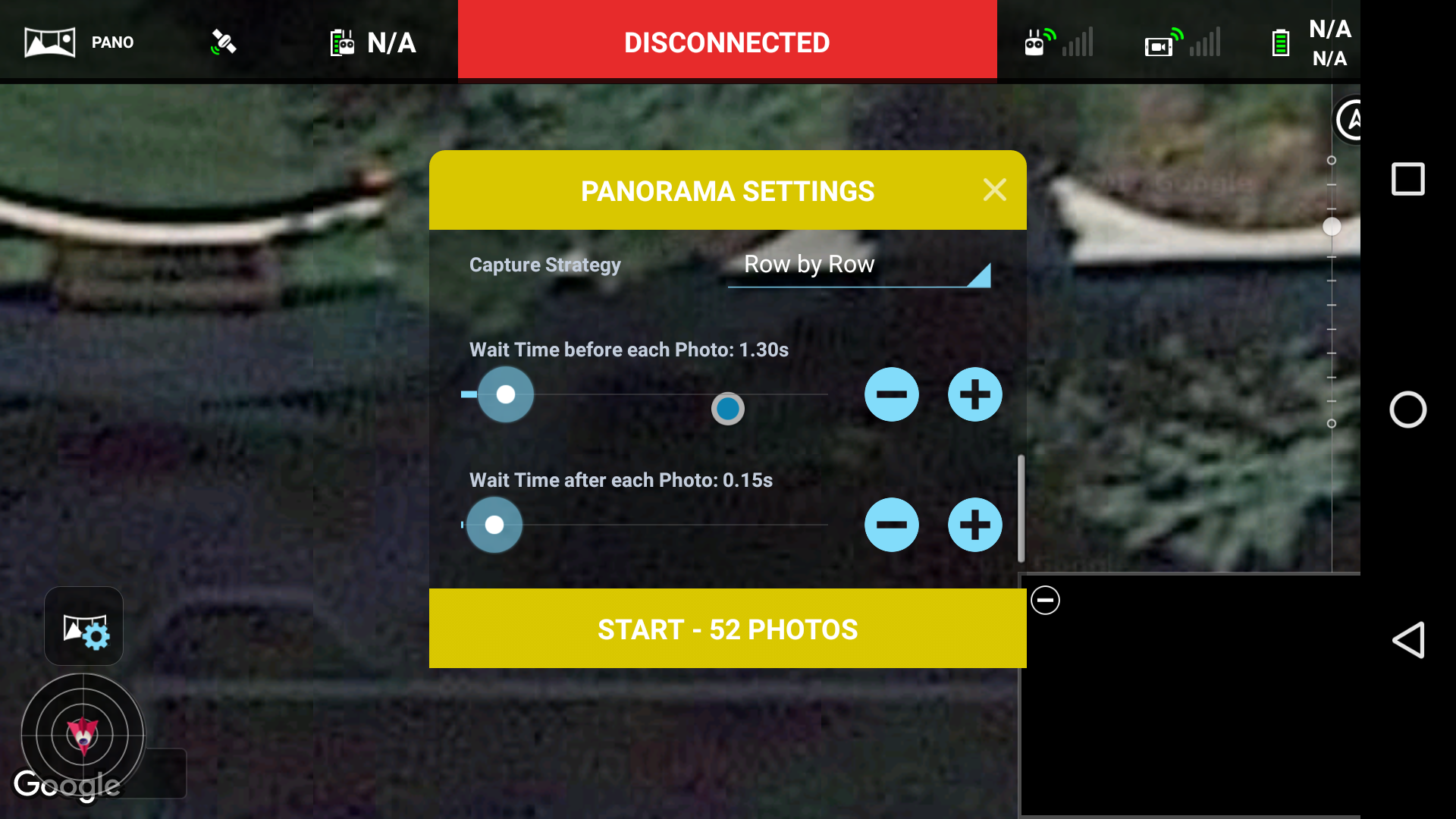 how to make the 360 dji panos on computer