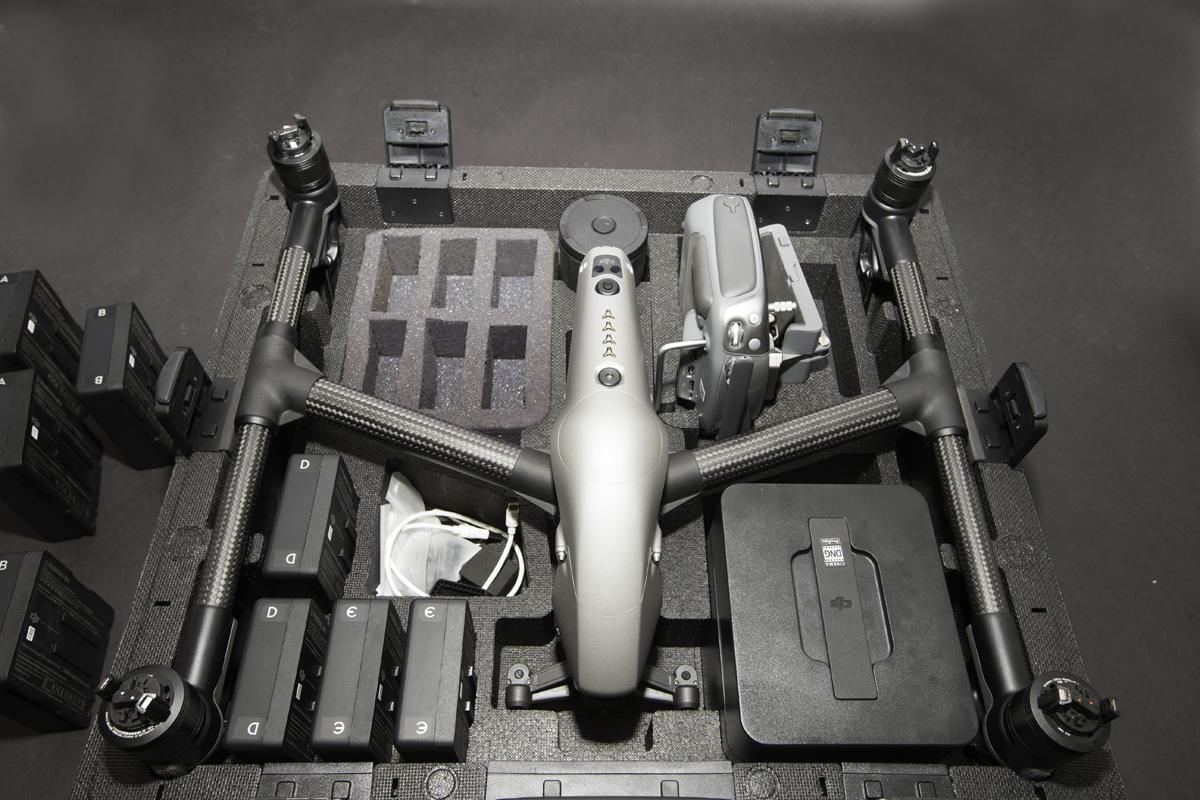 Repair Parts Koffer Original DJI Spark case