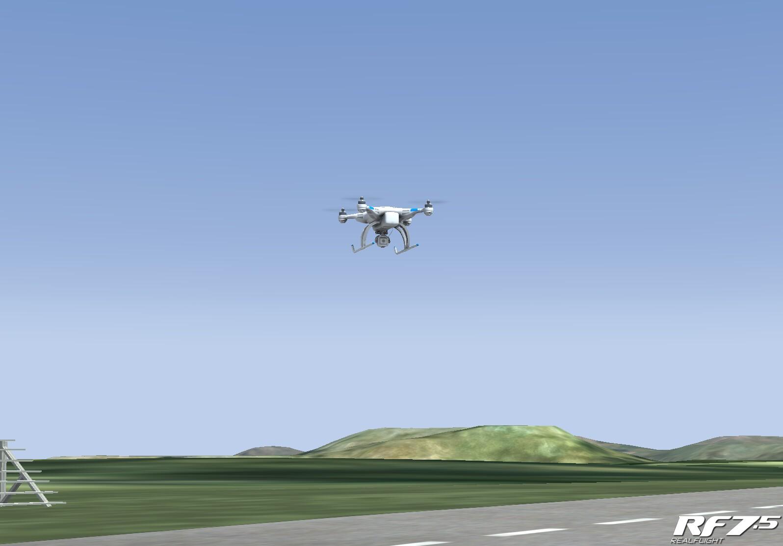 RF Quadcopter X