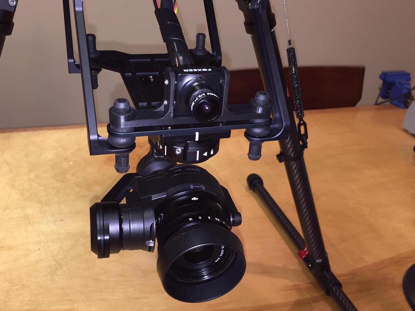 FPV Camera Mount