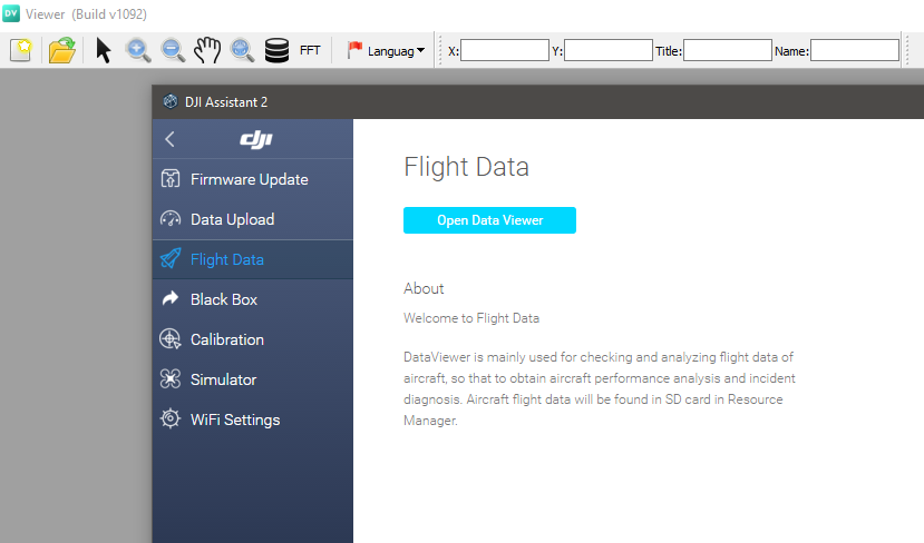 Assistant 2 Flight Data Viewer-HOW?? | DJI FORUM