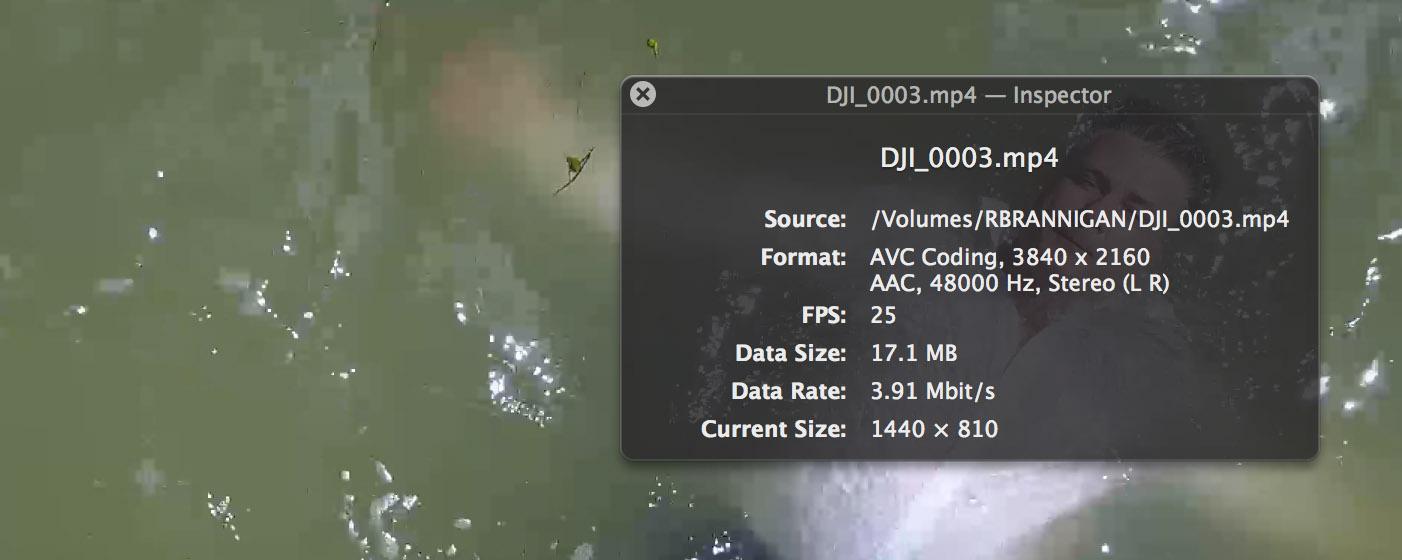 QT file properties