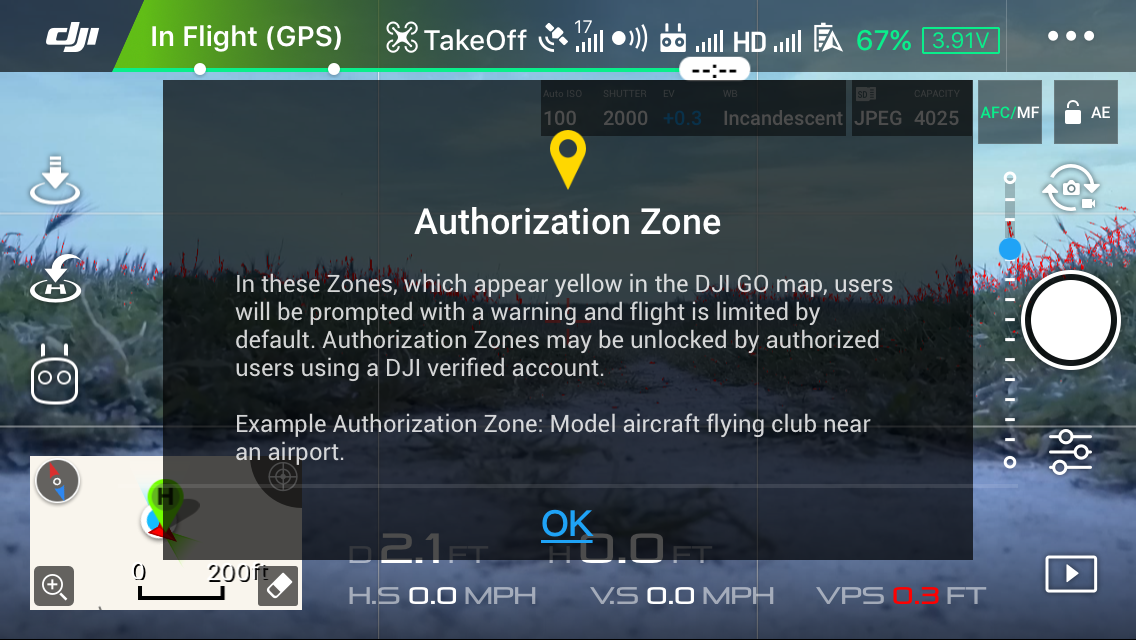 No Fly Zone decoder? | DJI FORUM