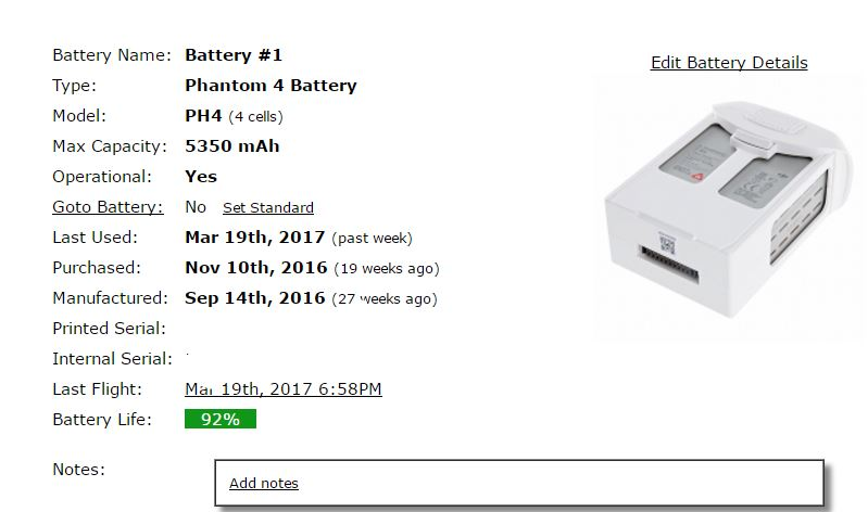 15,2v Batteria//Batteria//Battery Defective Originale DJI Phantom 4 LiPo 5350mah