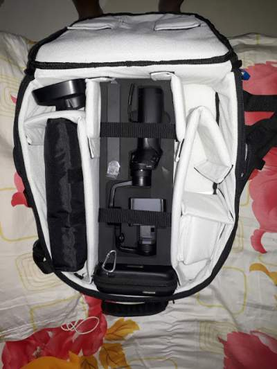 Laptop+Camera bag from Amazon