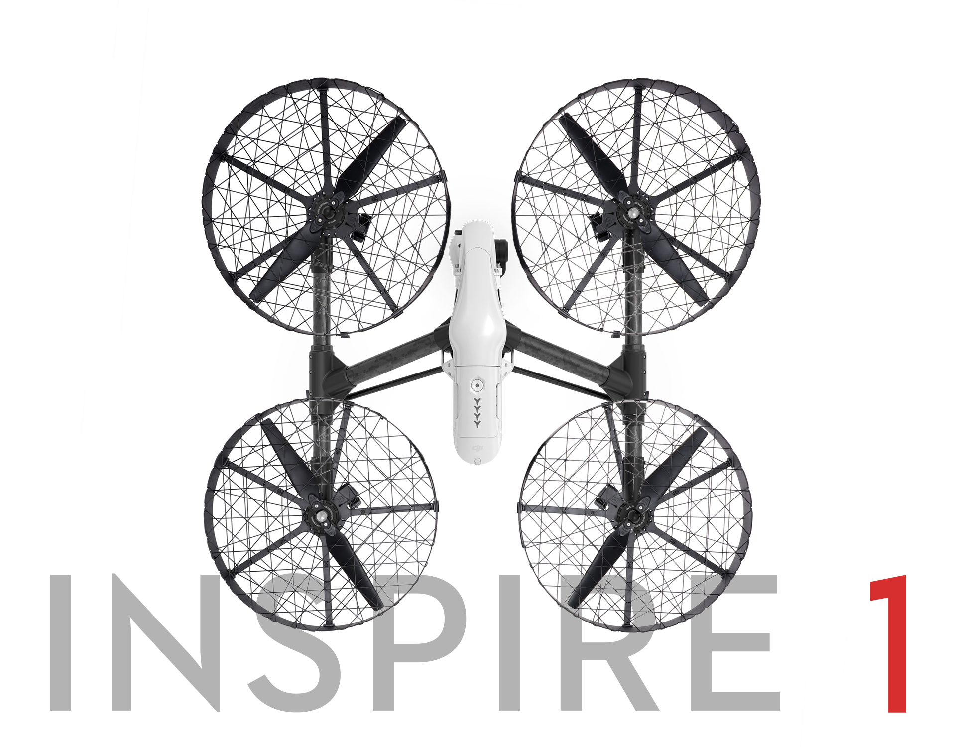 Propeller Cage for Inspire 1