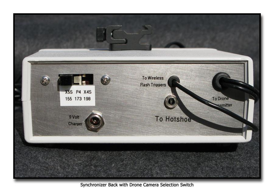 Backof flash synchronizer.