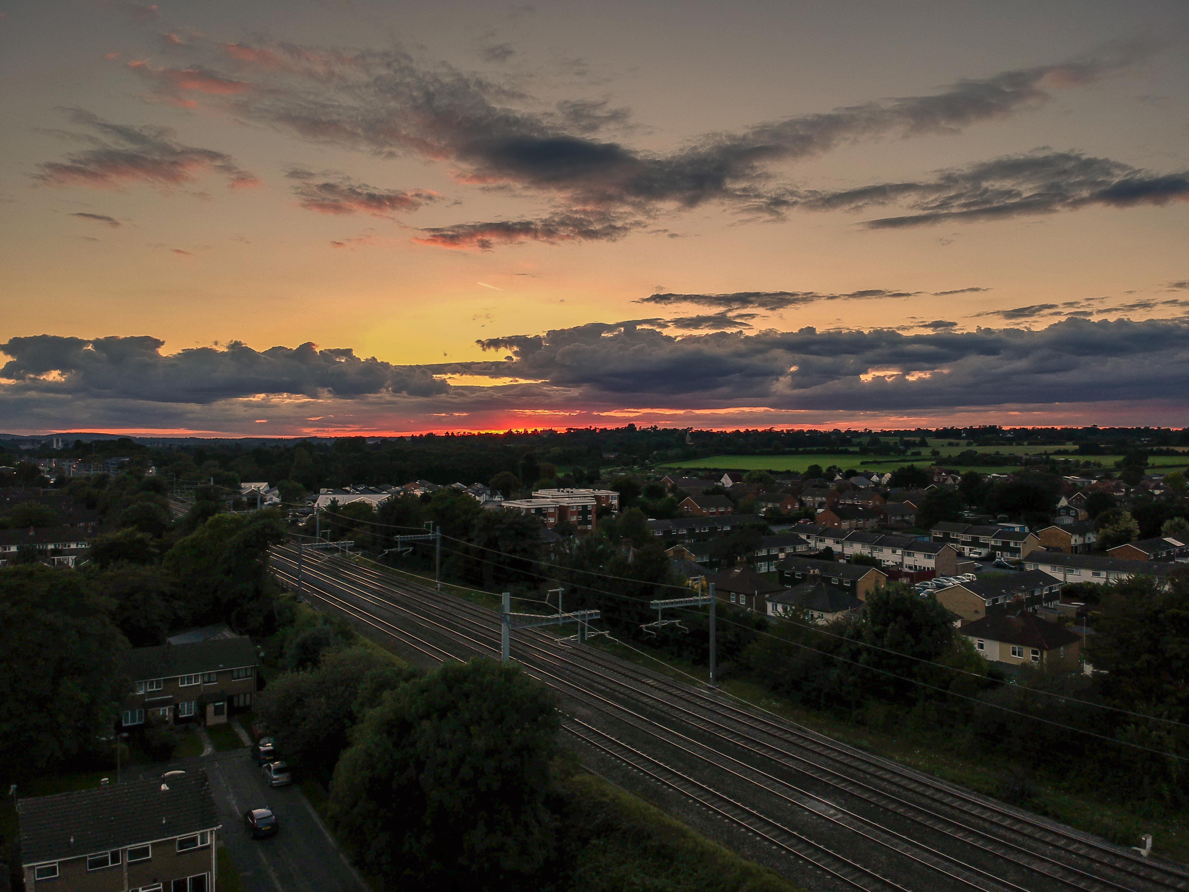 Spark Sunset