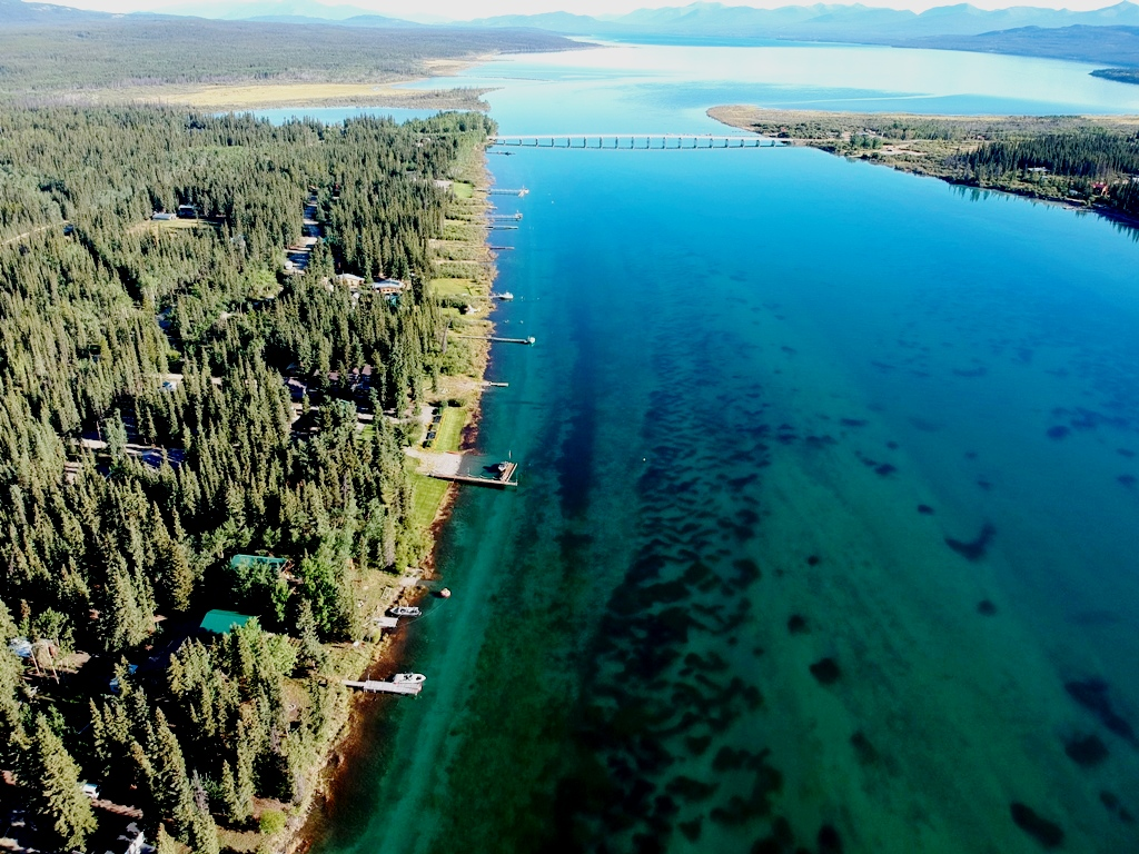 Six MIle River, Tagish, Yukon Territory, Canada