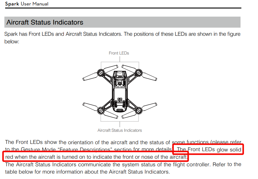 Front lights are solid red even after several fix | DJI FORUM