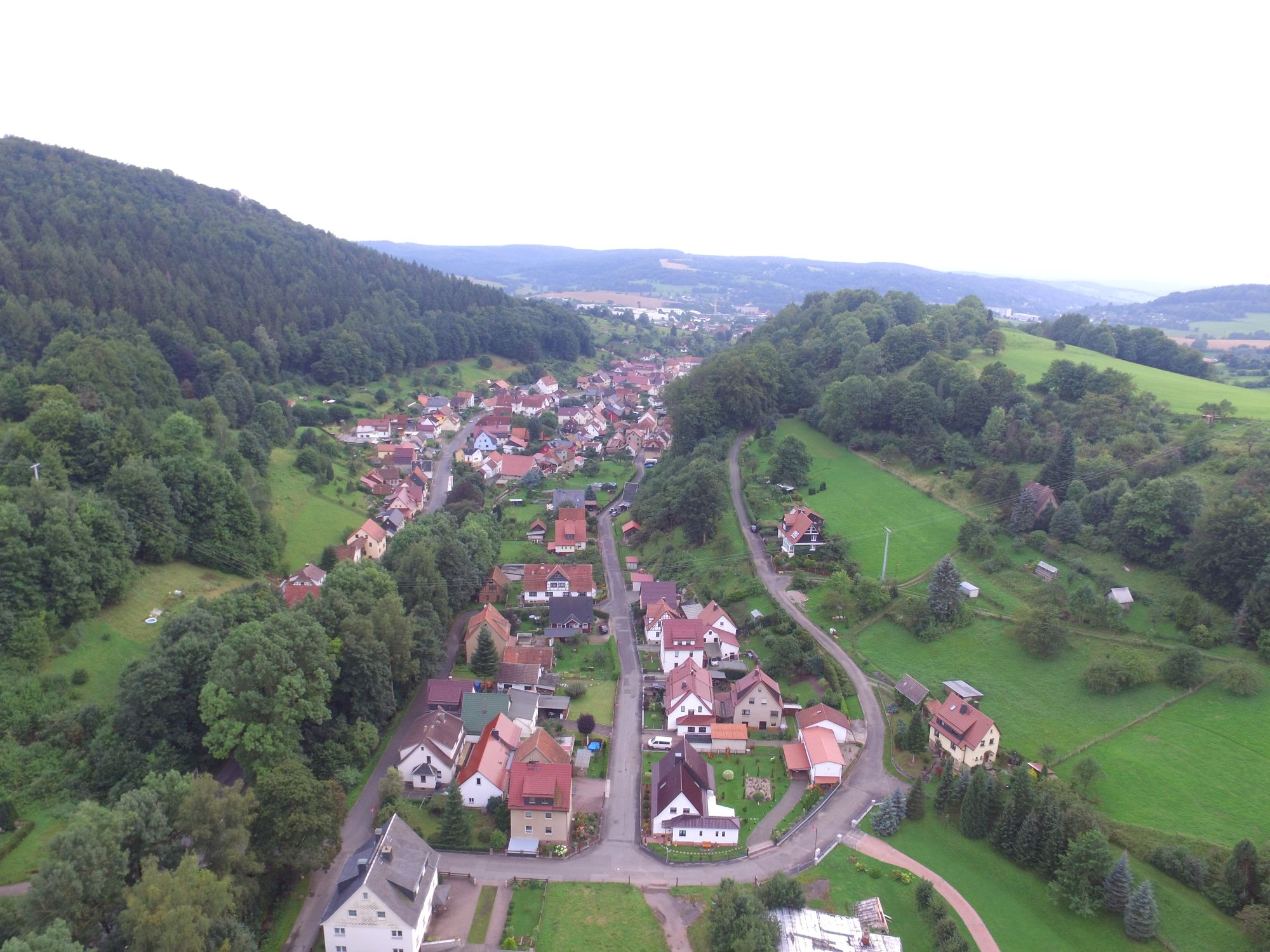 Asbach from above