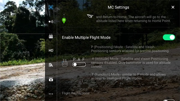 How to engage the Spark Sport Mode ? | DJI FORUM