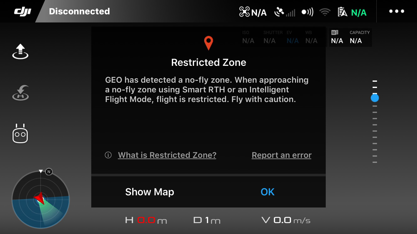DJI GO 4 app error (iPhone) | DJI FORUM