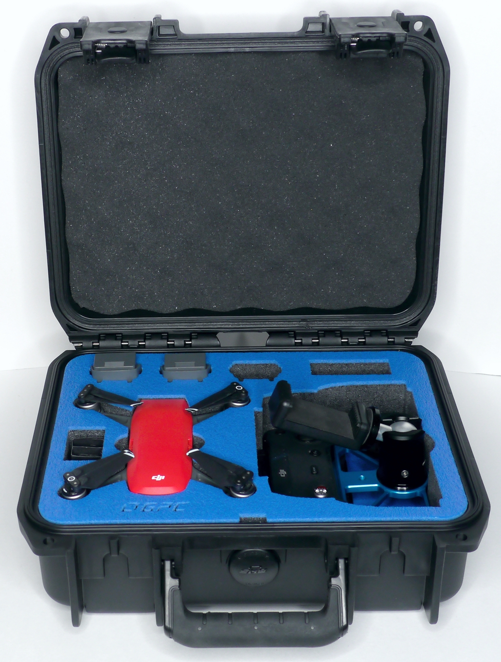 Uzopi Mavic Dji Spark Accessories Bundle Set Combo Gimbal Guard Cap Cover Camera All Sensor Landing Gear Sun Shade