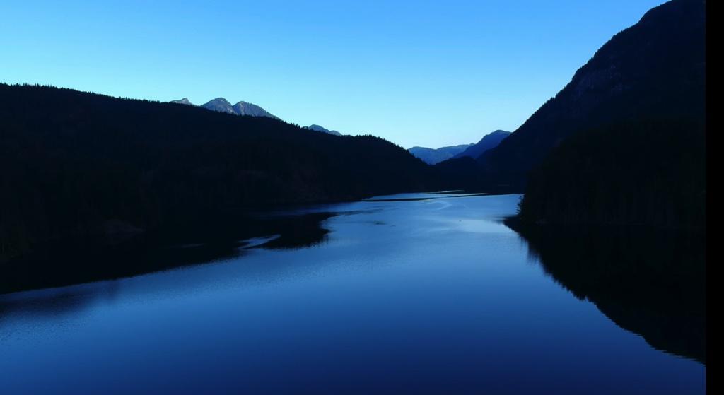 Buntzen Lake, British Columbia