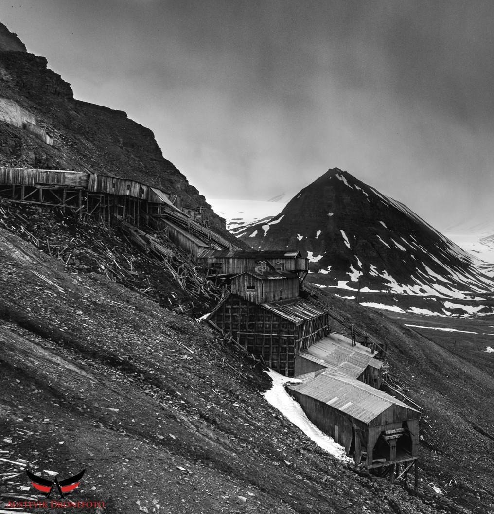 Abandoned Mine Svalbard