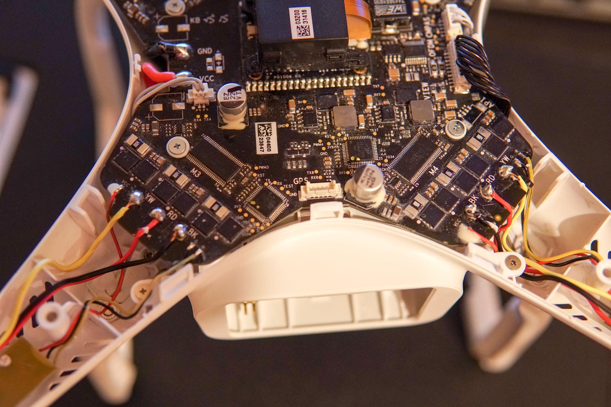 p3p soldering