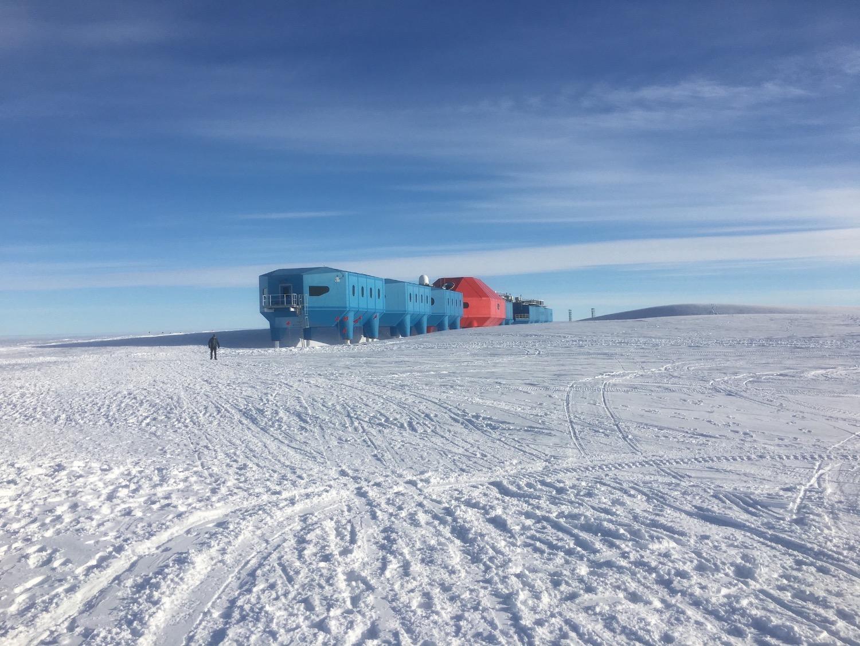 halley6 British antarctic survey