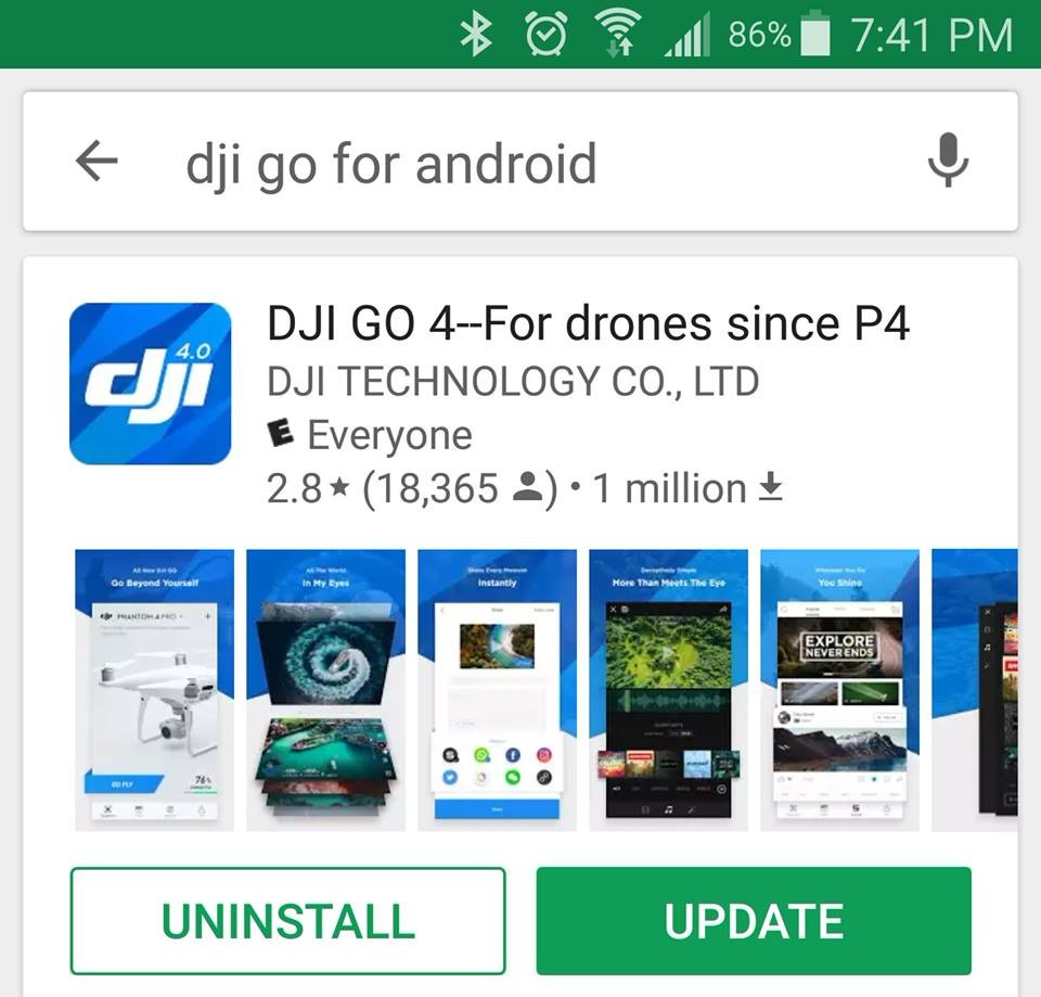 Dji go 4 1 22 apk download | DJI GO 4 1 22 APK Download  2019-10-01