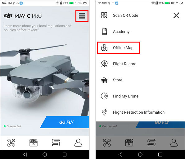 Offline maps with samsung note 4 android | DJI FORUM