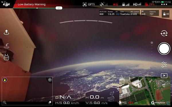 look on bottom map frame..